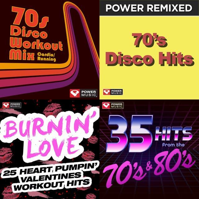 70s Disco Workout [60 Minute Mix (135-150 BPM)] on Spotify