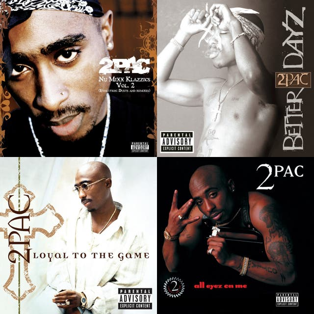 2Pac on Spotify