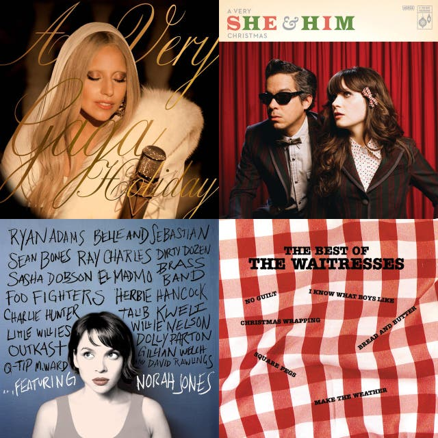 She And Him Christmas.Unstinky Holiday Music On Spotify
