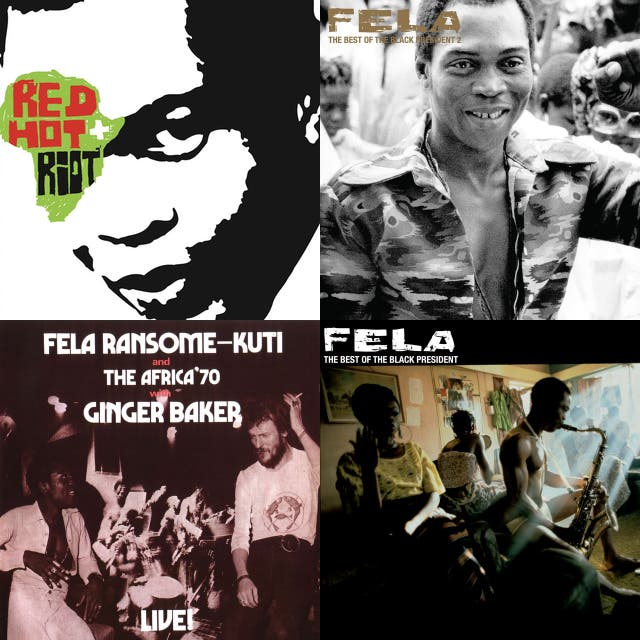 Fela Kuti on Spotify