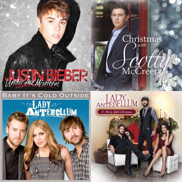 Lady Antebellum Christmas on Spotify