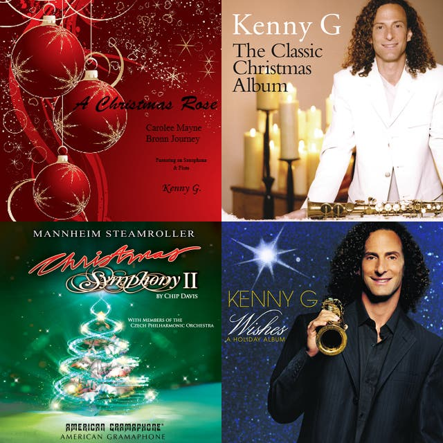 Kenny G Christmas.Kenny G Christmas On Spotify