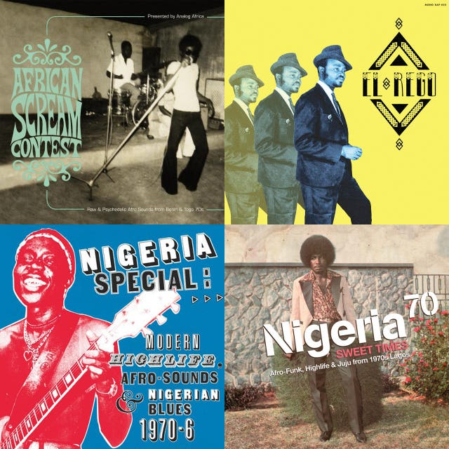 Super Afro Beat on Spotify