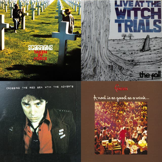 420 Best Rock Songs of the 70s (may actually total less than