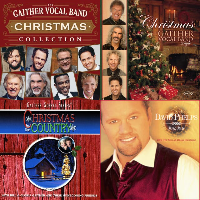Gaither Christmas on Spotify