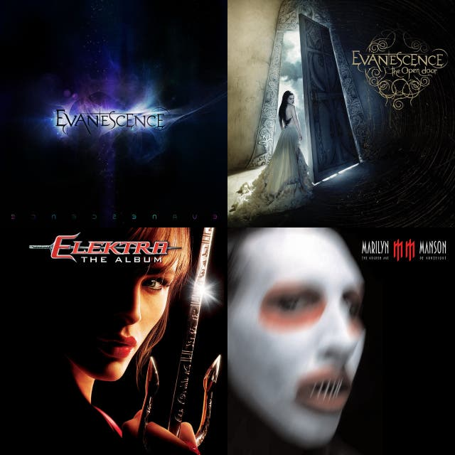 EVANESCENCE/NIRVANA/LINKIN PARK/KORN/MANSON on Spotify