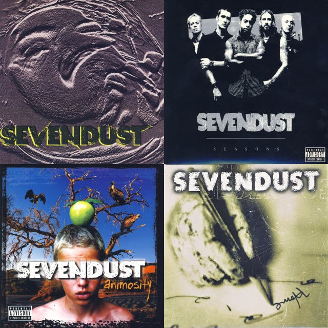 Minding My Own Business - The Very Best of Sevendust on Spotify