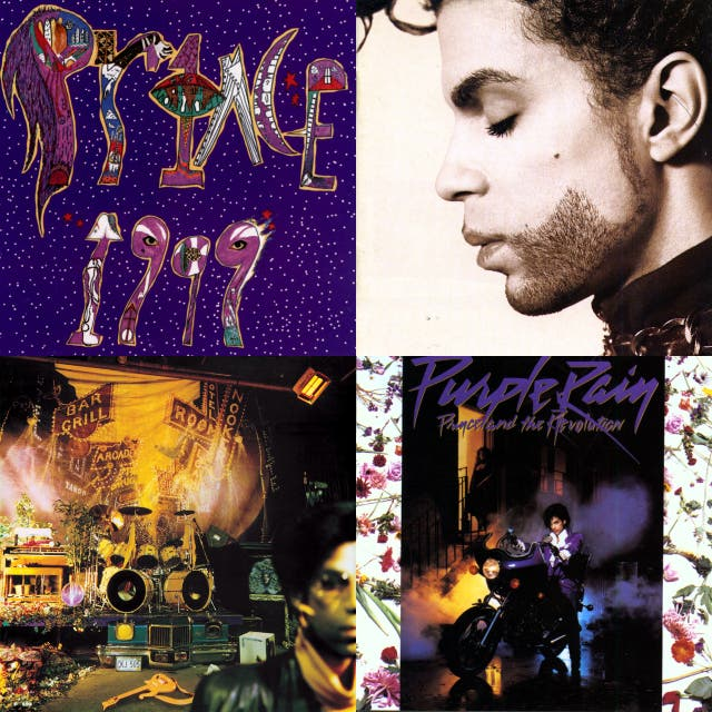 Prince — The Hits/The B-Sides on Spotify