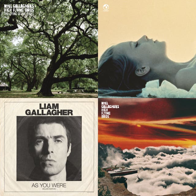 Gallagher's – Acoustic selections on Spotify
