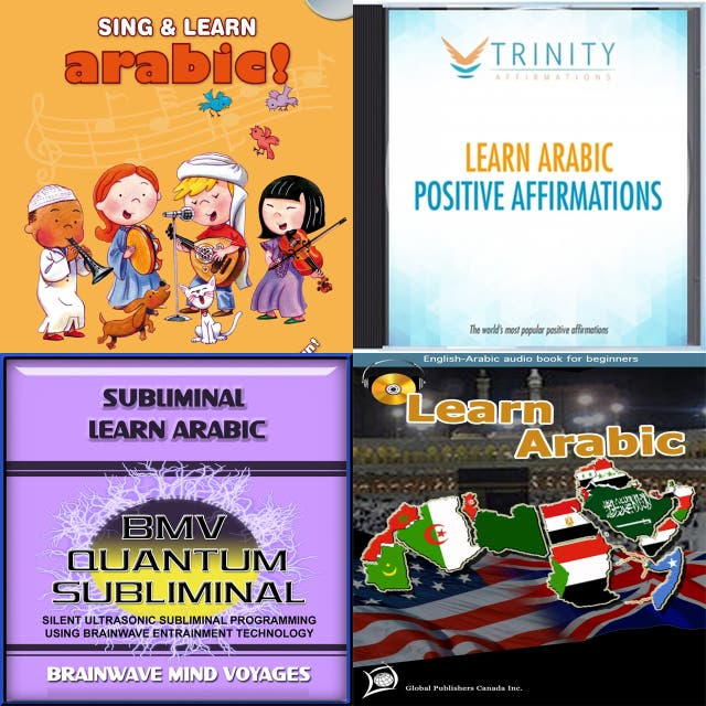 learn arabic on Spotify