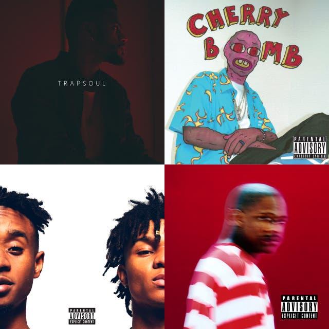 Rap Genius: Best of 2015 on Spotify