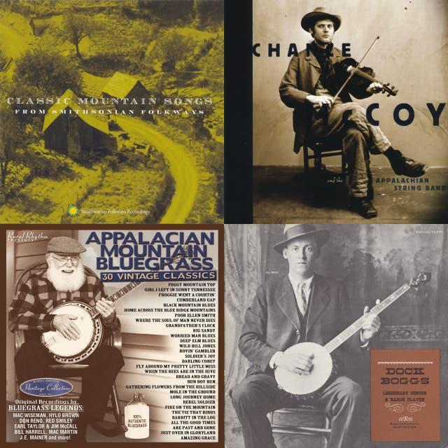 Appalachian Music on Spotify