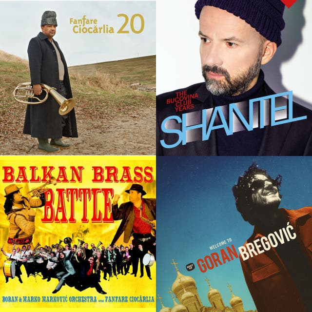 Balkan & Gipsy Music, a playlist by Jose Enrique Blanquer Carbonell on Spotify