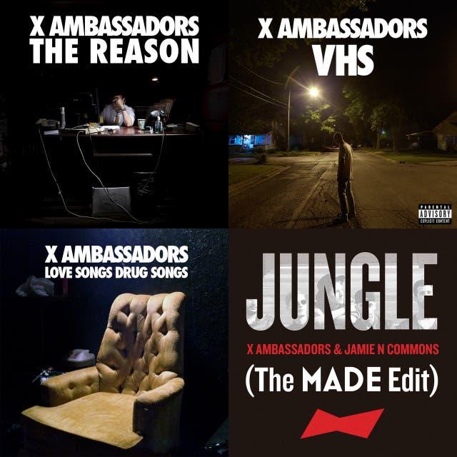 X Ambassadors – The Reason EP on Spotify