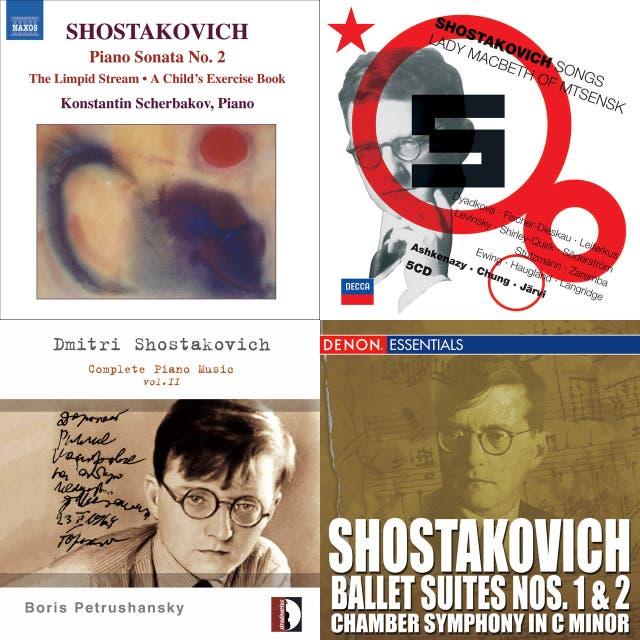 Dmitri Shostakovich - Complete Chronological Catalogue on Spotify