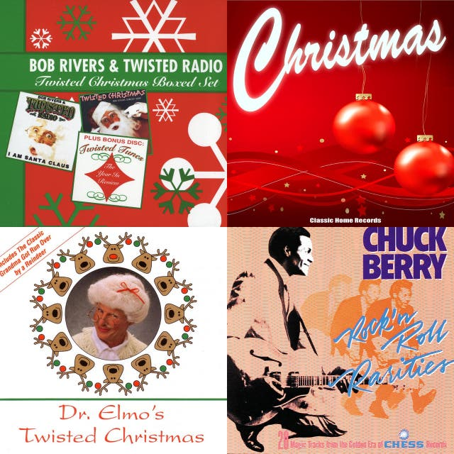 Bob Rivers Twisted Christmas.Lei S Christmas Playlist On Spotify