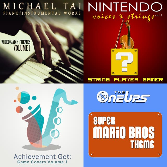 Super Mario bros  playlist on Spotify