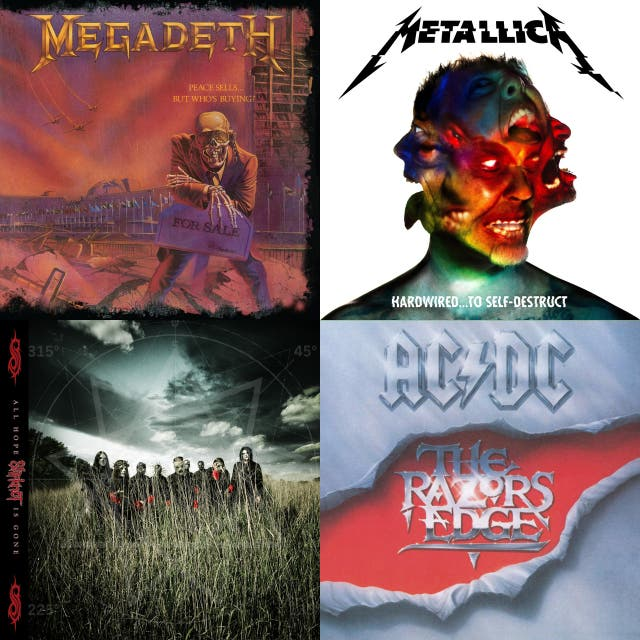 Metallica – Hardwired…To Self-Destruct on Spotify