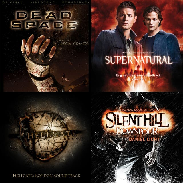 C) Supernatural on Spotify