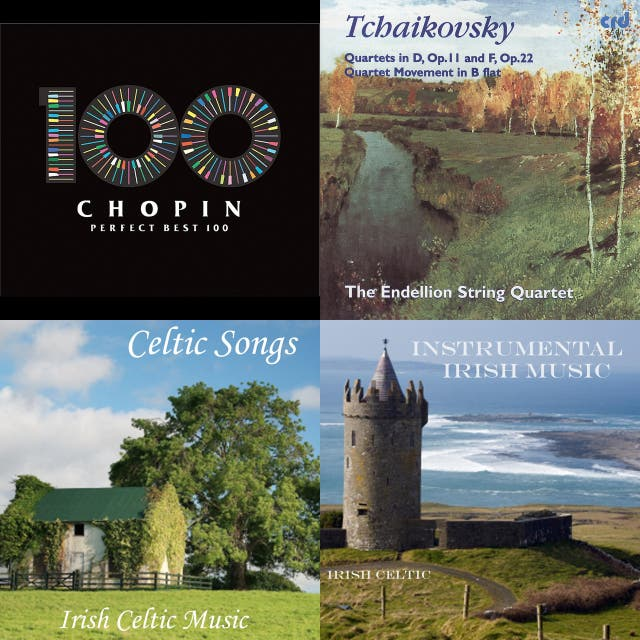 klassiskt, folk, musik, etc on Spotify
