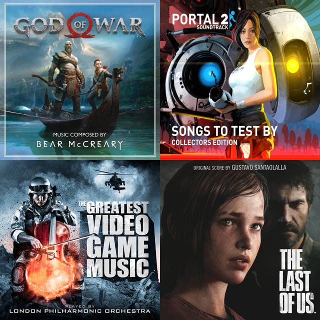 Video Game Themes on Spotify