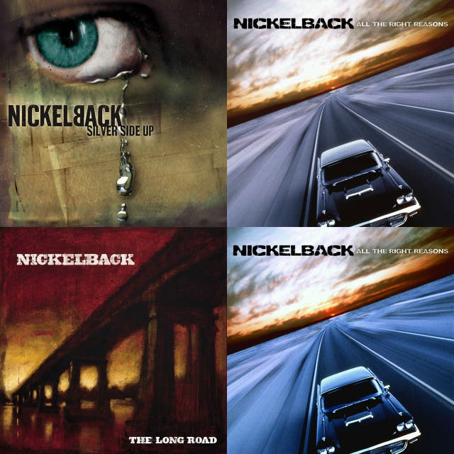 Nickelback - David Strickson