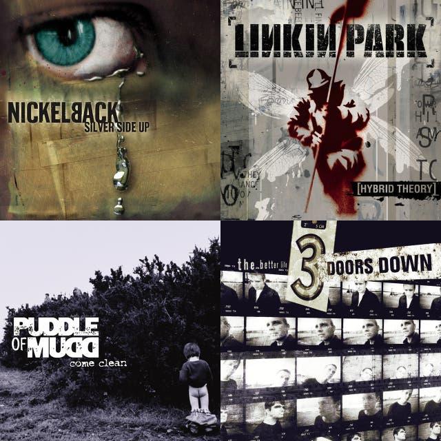 Top 100 Rock Songs of 2000s by Billboard on Spotify