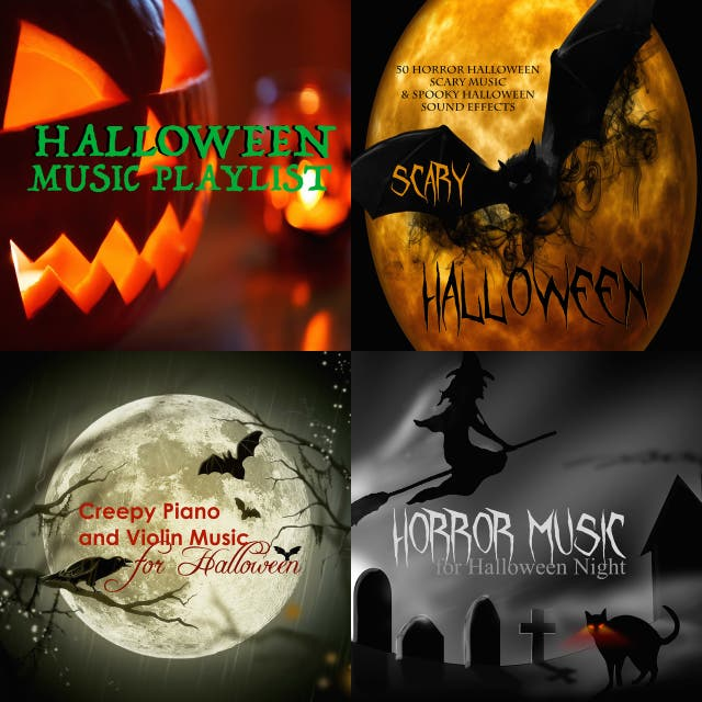 Halloween Music Playlist.Ghost Story Playlist On Spotify
