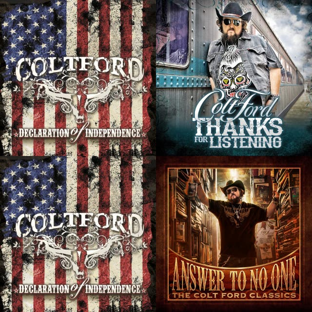 Colt Ford Crank It Up On Spotify
