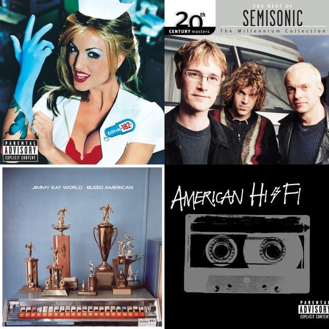 2000s Pop Punk Rock Alternative on Spotify