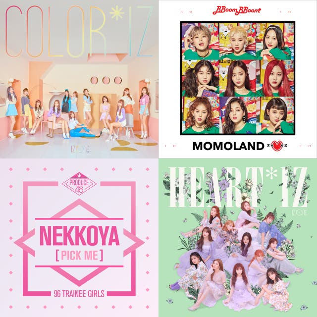 IZONE/MOMO/MAMA on Spotify