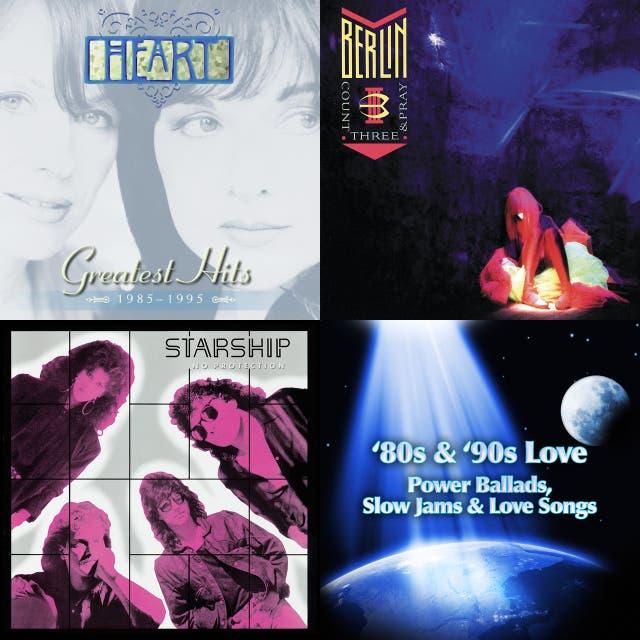 80s & '90s Love - Power Ballads, Slow Jams & Love Songs on Spotify