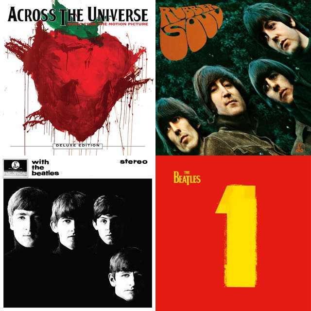Across The Universe Beatlesmovie Edition On Spotify