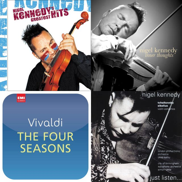 Nigel Kennedy on Spotify