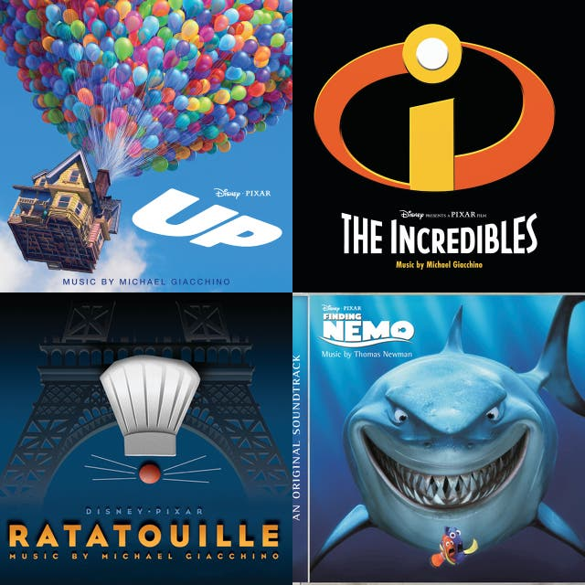 203 Best Images About Disney Pixar Dreamworks On: Pixar/Disney/Dreamworks Instrumental Soundtracks On Spotify