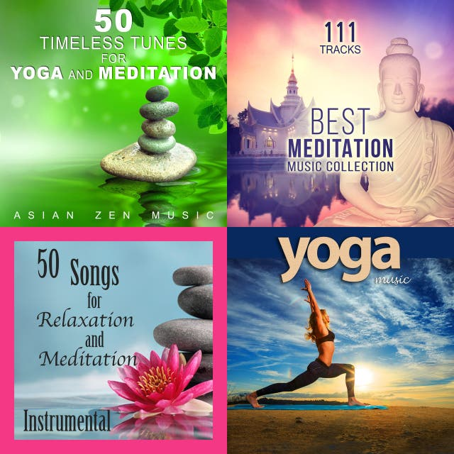 Yoga 60 minute sequence on Spotify