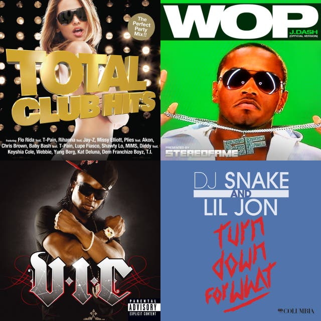 Clean Hip Hop Dance Music on Spotify