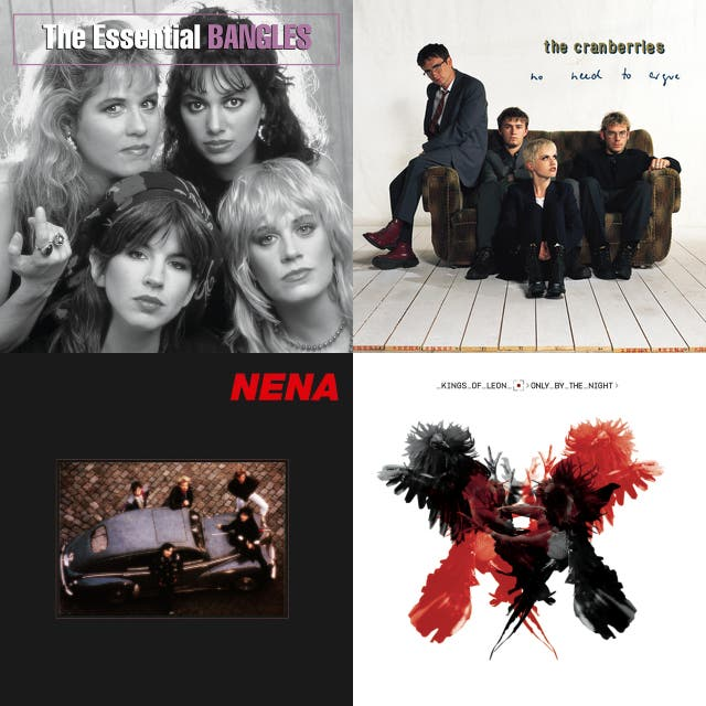 Top 1000 Hits 80's, 90's, 2000's on Spotify