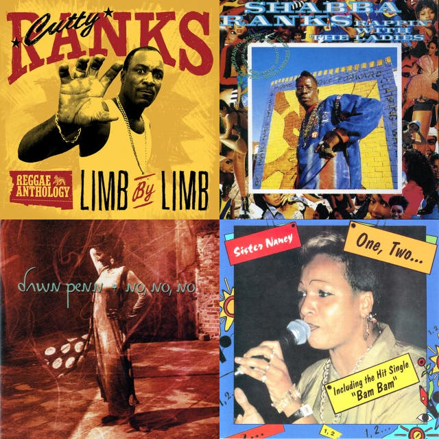Old School Reggae Dancehall Mix on Spotify