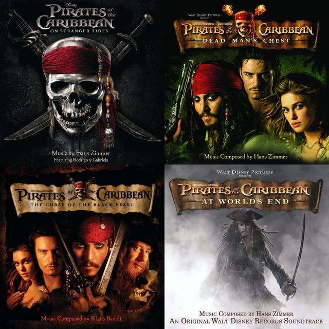 Pirates Of The Caribbean Original Soundtrack on Spotify