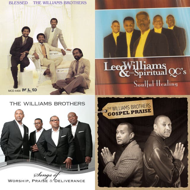 The Williams Brothers — Songs of Worship, Praise