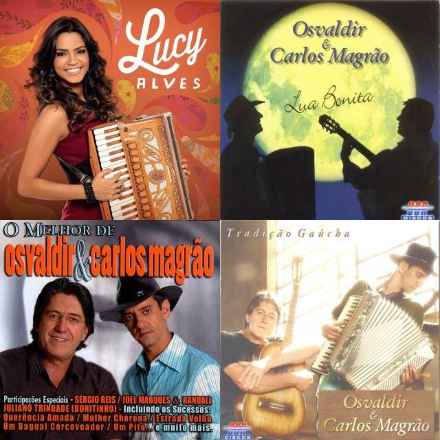 MAGRAO E BAIXAR CARLOS OSVALDIR MUSICAS