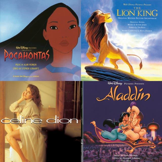 Disney/Pixar End Credits - AKA