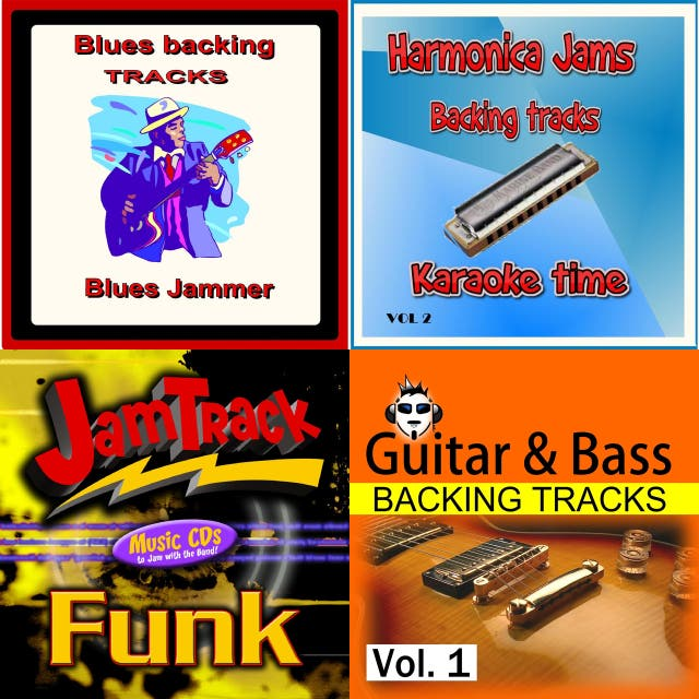 harmonica jam tracks (key of c) on Spotify