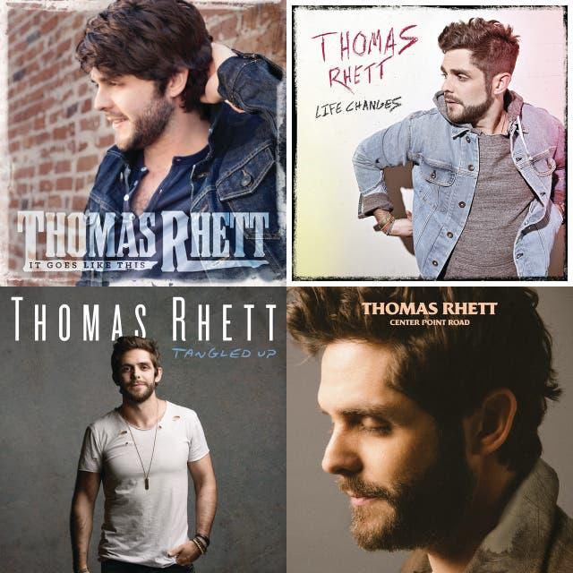 Thomas Rhett on Spotify