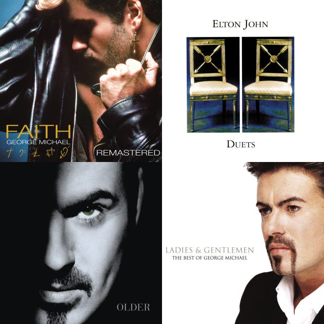 Don't Let The Sun Go Down On Me – George Michael Duet with