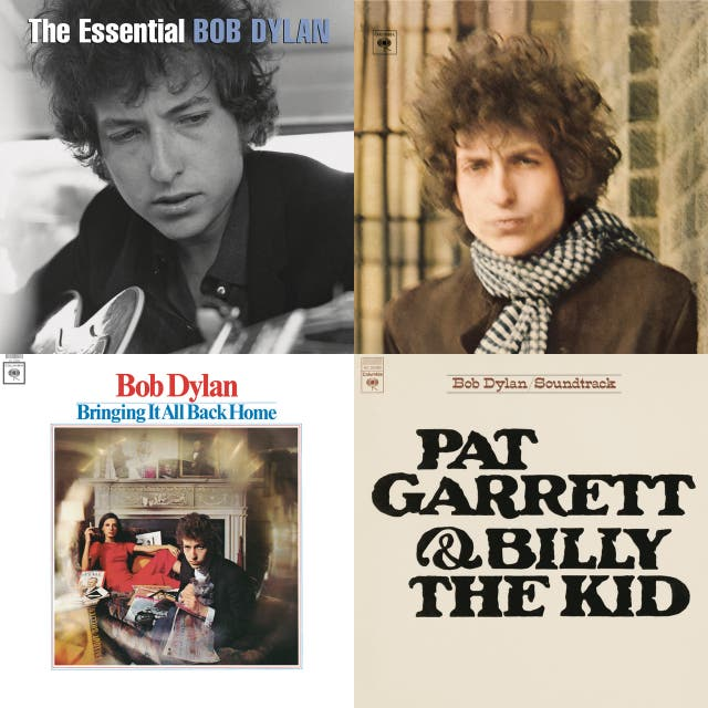 Bob Dylan Masterpieces on Spotify