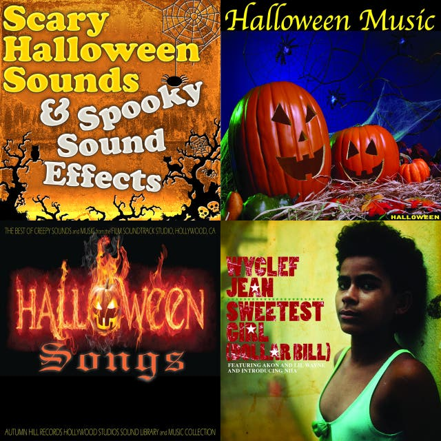 Halloween Monster Sounds on Spotify