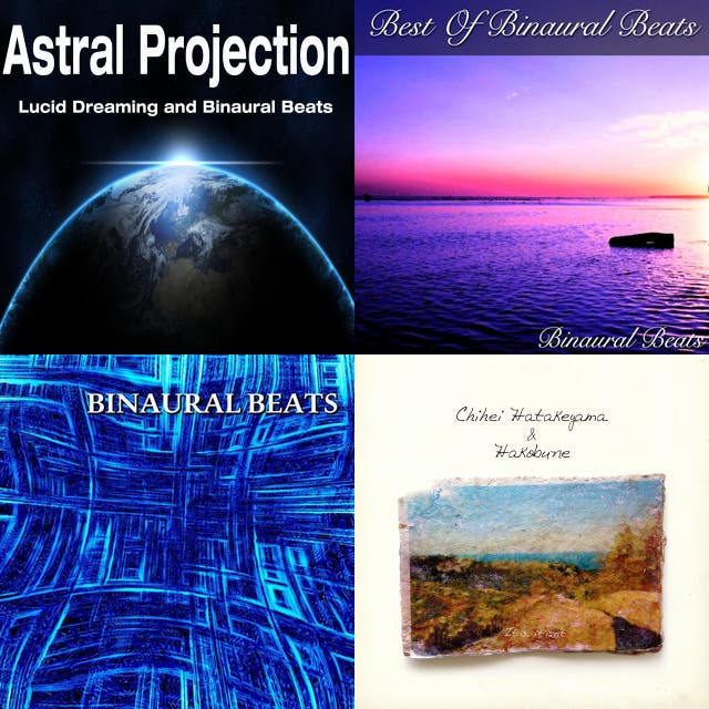 Astral Projection: Binaural Beats on Spotify