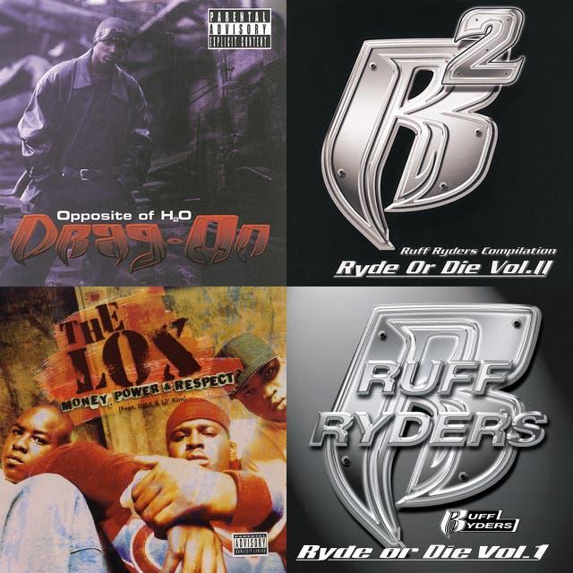 Ruff Ryders – Ryde Or Die, Vol 1 on Spotify